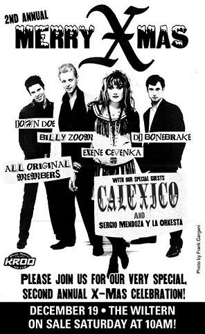 X Concert